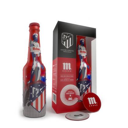 Pack Estuche Edición Especial Atlético de Madrid