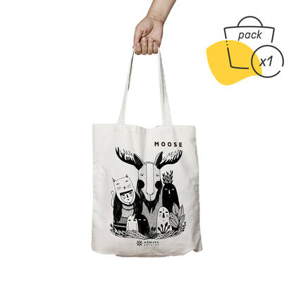 Pack Moose Islay con tote bag