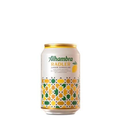 Alhambra RADLER Lager Singular