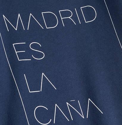 Sudadera unisex Madrid