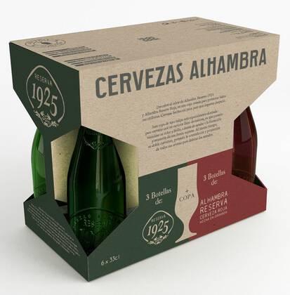 Pack Regalo Alhambra Reserva