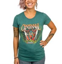 Camiseta Centennial mujer