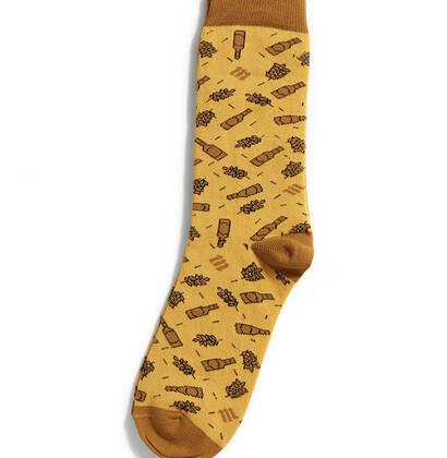 Calcetines edición especial by peSeta® amarillo