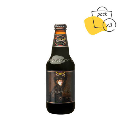 Pack Cervezas Porter