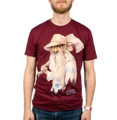Camiseta Backwoods Bastard