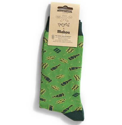 Calcetines edición especial by peSeta® verde