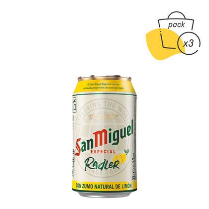 Pack Cervezas Radler