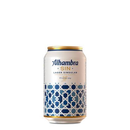 Alhambra SIN Lager Singular