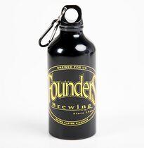 Botella de agua Founders Negra