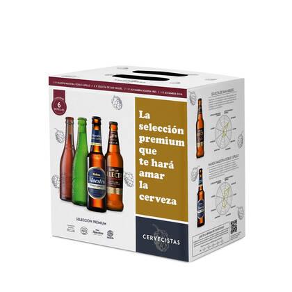 Pack Premium Cervecistas