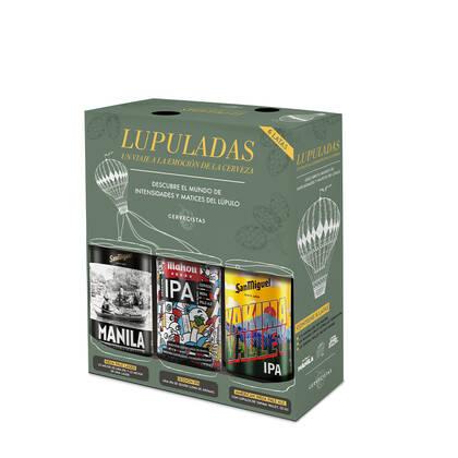 Pack Cervezas Lupuladas