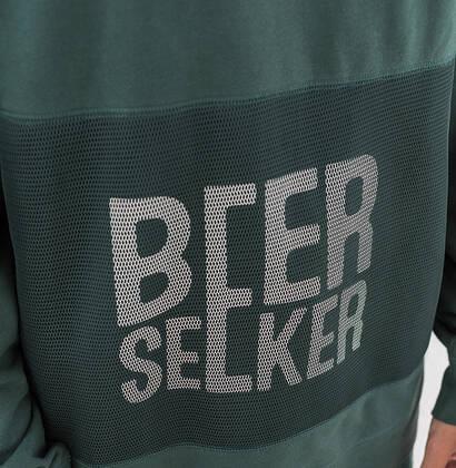 Sudadera Beer Seeker chico