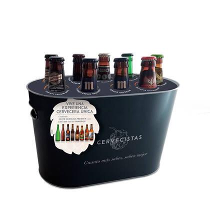 Oferta Cubitera degustación Los Cervecistas