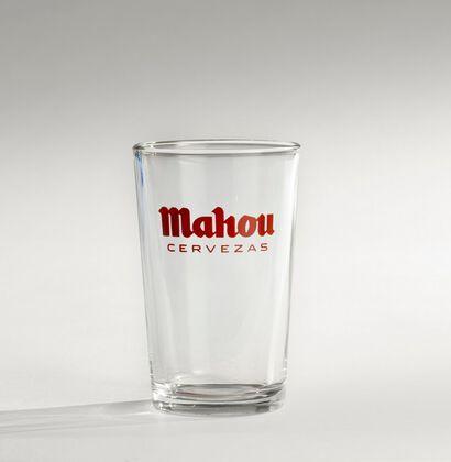 Pack de vasos de caña Mahou edición especial