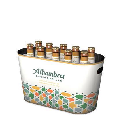 Cubitera Alhambra Lager Singular