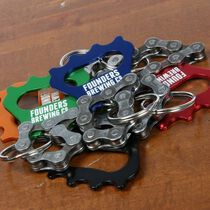 Abrebotellas Bicycle Keychain