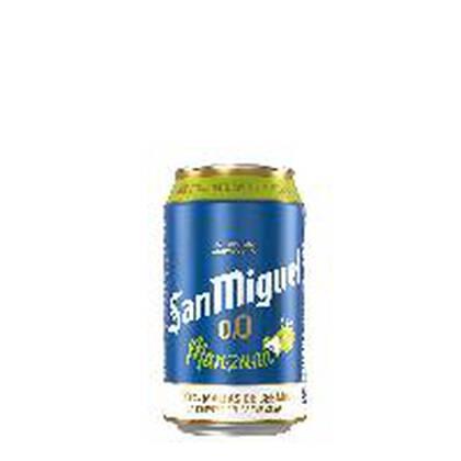 San Miguel 0,0 Manzana