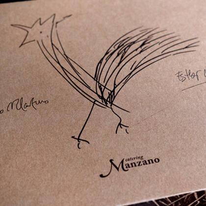 Caja Pitu Catering Manzano